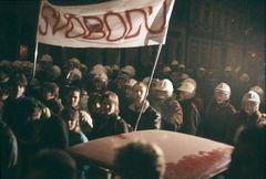 ヴィロード革命 20年 : JOURNAL SATTO